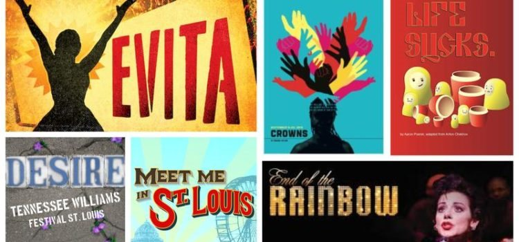 'Evita,' 'Streetcar' lead St. Louis Theater Circle nominations