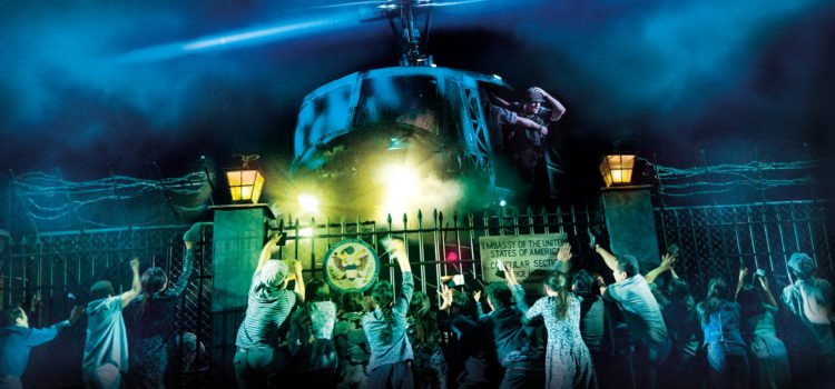 $25 Ticket Lottery for 'Miss Saigon' at The Fox Theatre