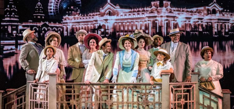 'Meet Me in St. Louis' Crystallizes Past, Present and Future at Muny
