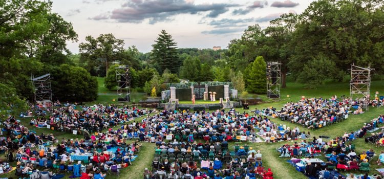 'Much Ado About Nothing' to be Shakespeare Festival St. Louis' 20th Anniversary Show This Summer