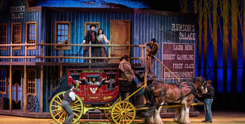 Big Dreams, Big Voices Boost 'Paint Your Wagon' Makeover at The Muny
