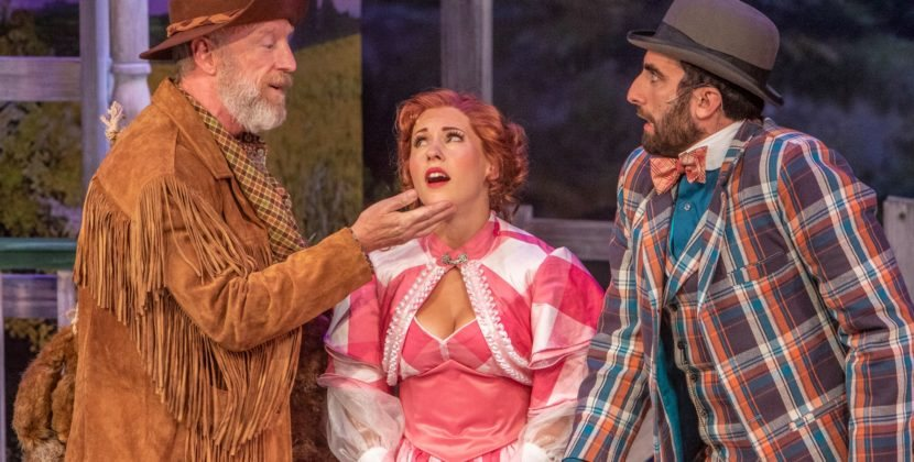 Cast Sparkles in Stages' 'Oklahoma!'