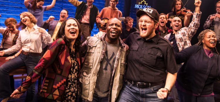 Joyous 'Come from Away' Reminds Us of the Power of Community