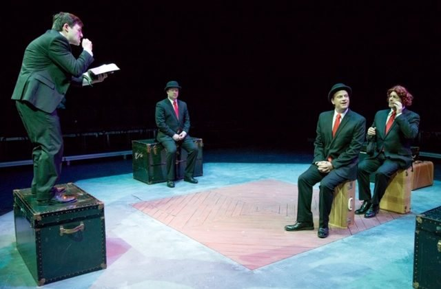 Act Inc.'s 'Travels with My Aunt' Proves It's Not Easy Being – or Playing – Greene
