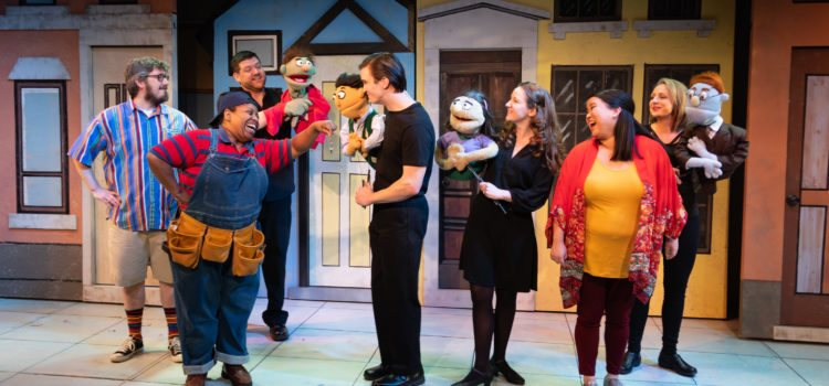 'Avenue Q' Extends Run to March 17 at Westport