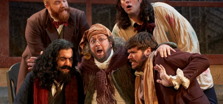 Ahh, Those Sweet, Tragic Birds of Youth: Union Avenue Takes on 'La Boheme' Once More, with Aplomb