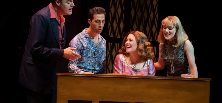 Carole King's Joyous 'Beautiful' Is Voice of Generation