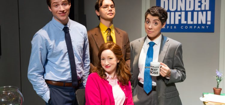 Singing! Dancing! Paper! Off-Broadway Sensation 'The Office! A Musical Parody' Coming to St. Louis