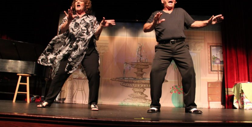 Take Ten with Rick Compton and Betsy Bennett of 'Assisted Living The Musical'