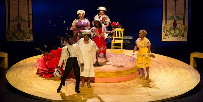 The Black Rep's 'Crowns' Joyous Celebration of Culture, Traditions