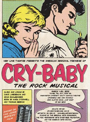 """New Line Brings Back John Waters' """"Cry-Baby"""" to Open 29th Season"""