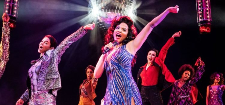 A Lot of Song, A Lot of Dance, A Lot of Sparkle on Her Dress — The Donna Summer Musical Works Hard for Your Ticket Money