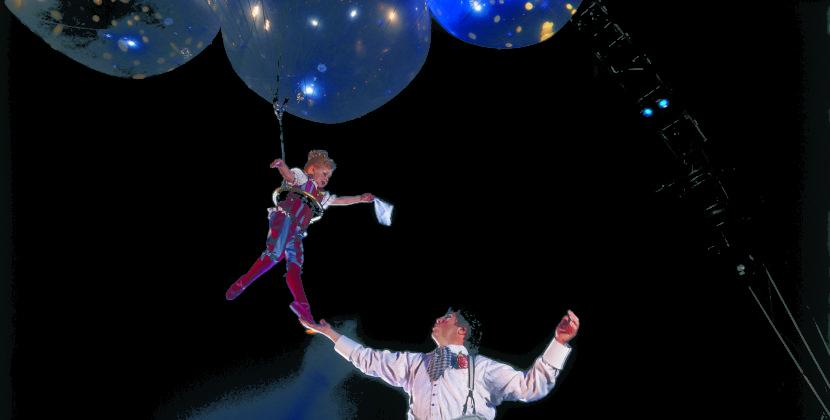Cirque du Soleil Breathes Inspired Life into 'Corteo' for Arenas