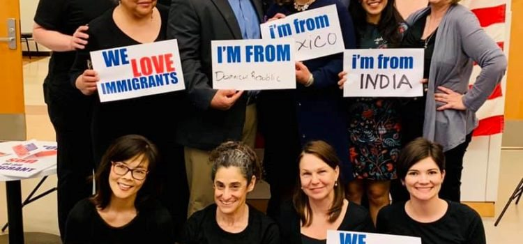We (Heart) Immigrant Project Launches Inaugural Production