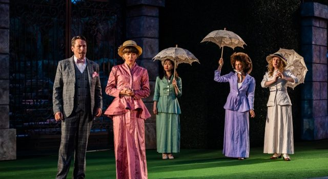 A Play in Two Parks – 'Love's Labors Lost' a Comic Jewel at Shakespeare Festival St. Louis