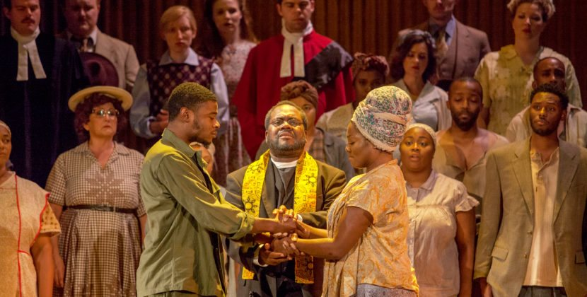 Strong Acting Complements Rich Voices in Stirring 'Lost in the Stars' Opera