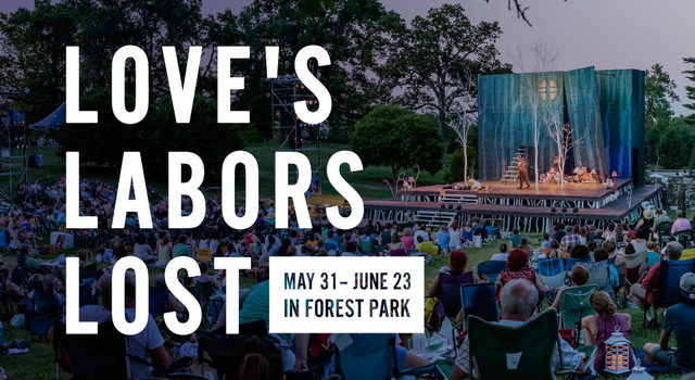 Shakespeare Festival St. Louis Announces 'Love's Labors Lost' as Main Stage Production