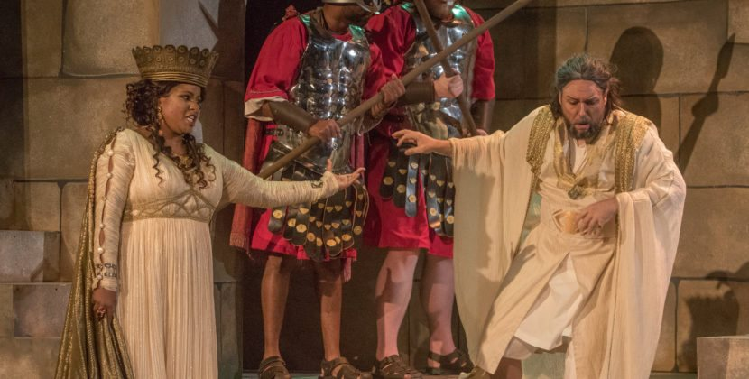 Union Avenue Opera's Towering 'Nabucco' Flies on Golden Wings