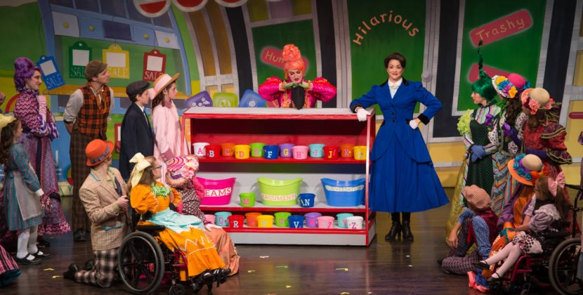 Variety Theatre Announces Disney Musical 'Mary Poppins' as Their October All-Inclusive Production