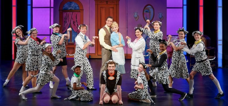 Comical and Cute, Stages '101 Dalmatians' Is a Splendid Treat for All