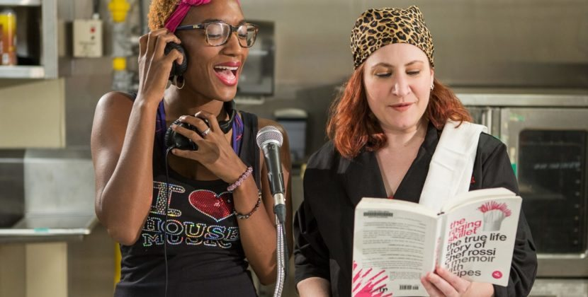 'My Yiddishe Mama' and Me: 'Raging Skillet' at New Jewish Theatre