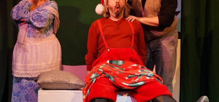 Go See a Play! What's Happening Nov. 29 – Dec. 5