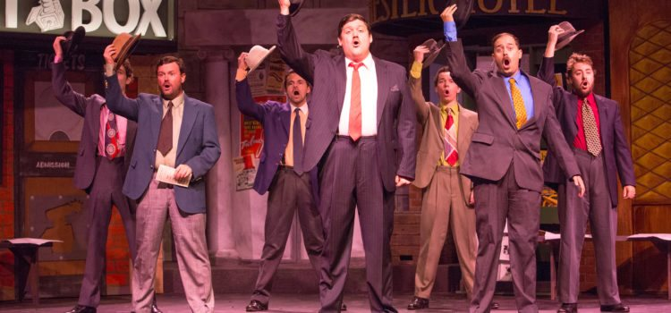 A 'Guys and Dolls' with Gusto and Gumption at Stray Dog Theatre