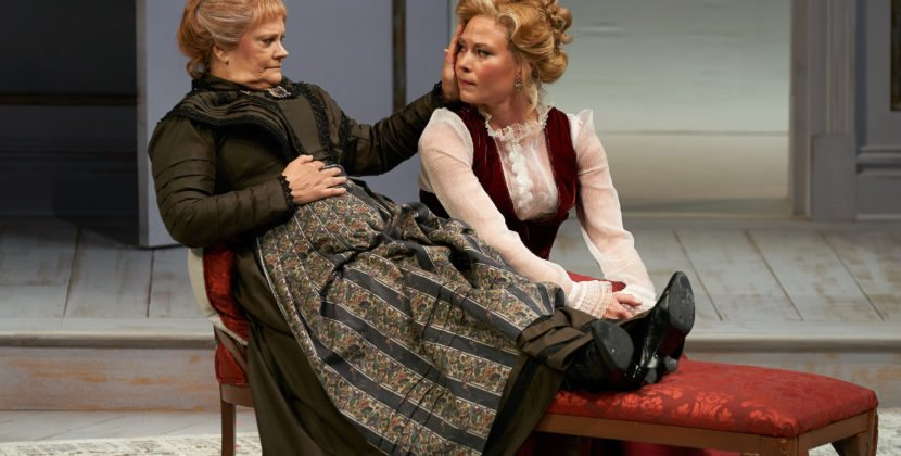 Mommy's Home! The Rep's 'A Doll's House, Part 2' Is Clever Re-imagining