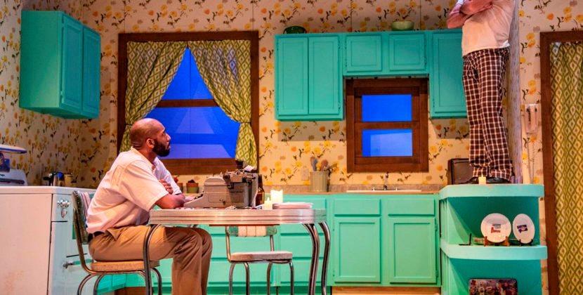 Shepard's Brilliant 'True West' Blazes in Gritty St. Louis Actors' Studio Production