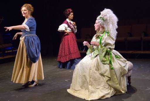 Vive la Revolution(ists) at Insight Theatre Company