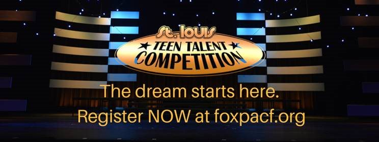 9th Annual St. Louis Teen Talent Competition Announces Call for Entries