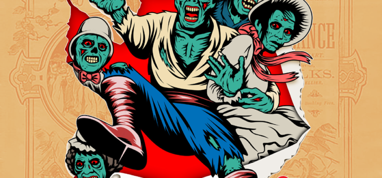 Bring 'The Zombies of Penzance' Home for the Holidays