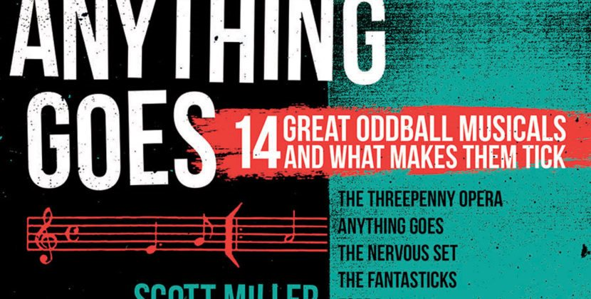 New Line Theatre's Scott Miller Publishes Book on 14 Oddball Musicals