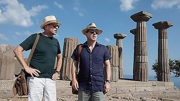 'The Trip to Greece' Brings Together Old Friends, Comedy and Tragedy