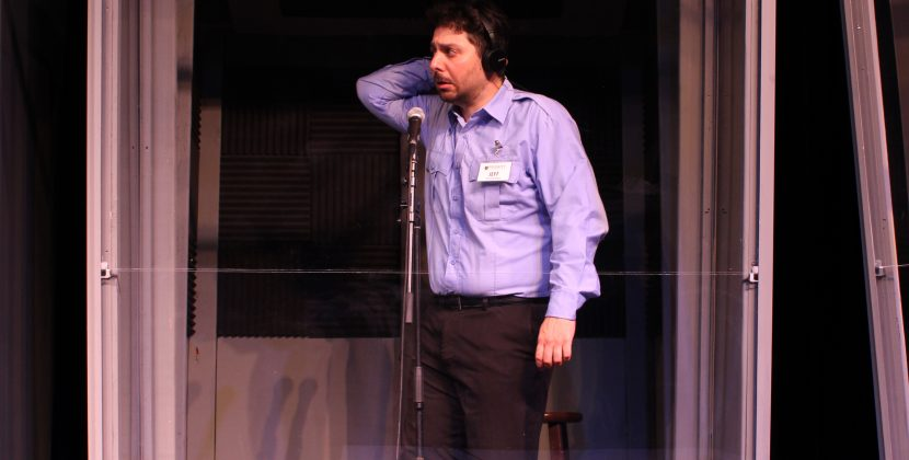 Stray Dog Theatre Triumphs with Inventive Staging of 'Lobby Hero'