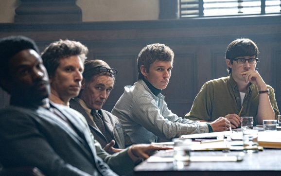 Sorkin's 'The Trial of the Chicago 7' Is Acting Showcase and One of Year's Best Films