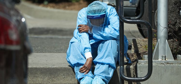 Dispatches from the Hills: The Alternate Reality of the Pandemic, Oct. 30
