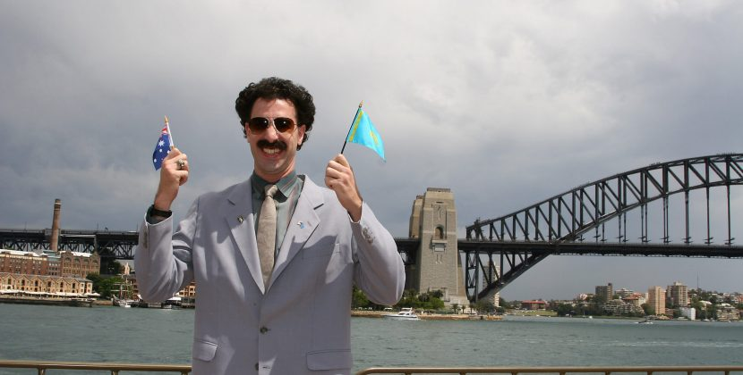 Audacious Borat Gets Political in Subsequent Moviefilm