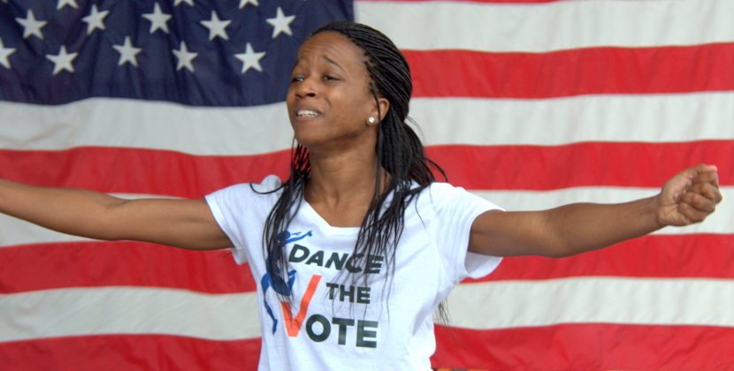 Dance the Vote on CBS Special 'Every Vote Counts'