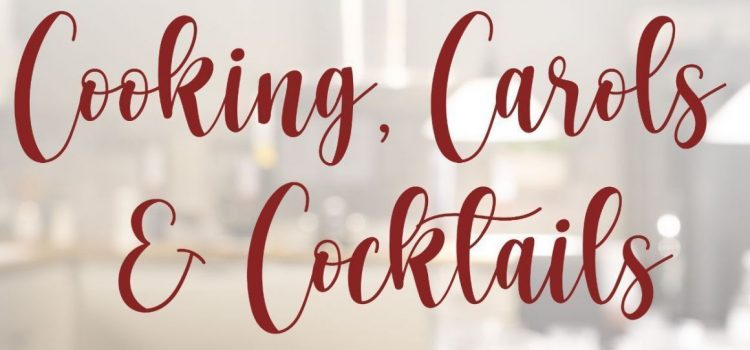 The Rep Offers 'Cooking, Carols and Cocktails' 4-Part Web Series