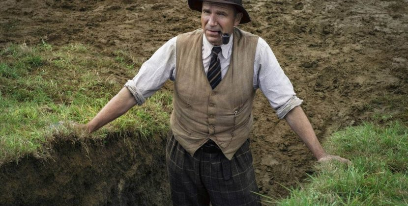 Riveting Historical Drama 'The Dig' Makes Archeology and Its Workhorses Compelling
