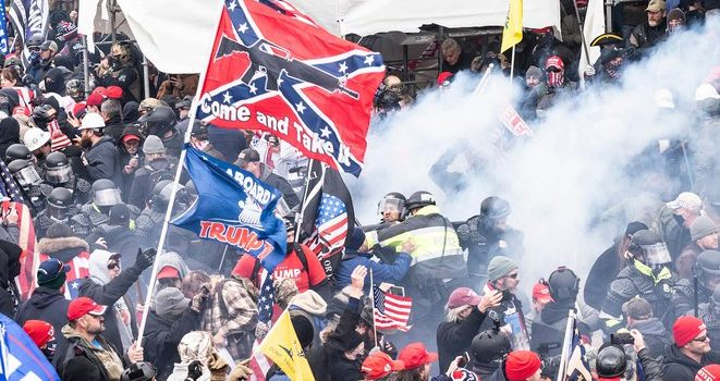 Dispatch from the Hills: Insurrection, Fascism and Socialism