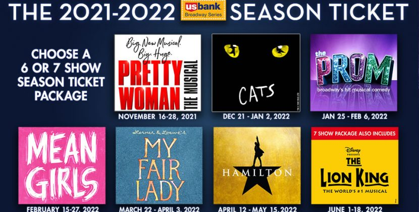 Intermission's Over – Touring Shows Return to The Fox This November