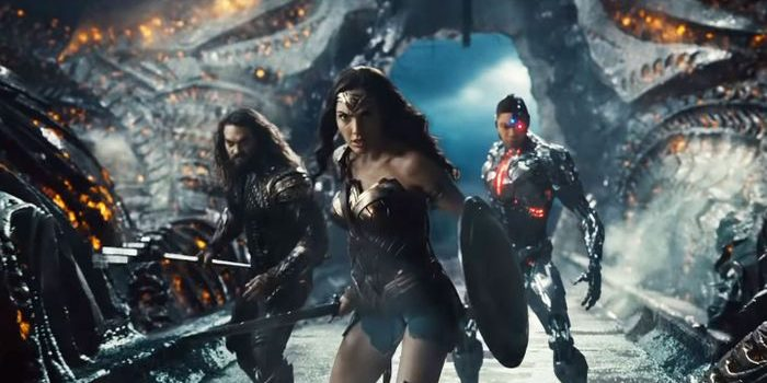 """Zack Snyder's Justice League"" A Super-Sized Superhero Extravaganza"
