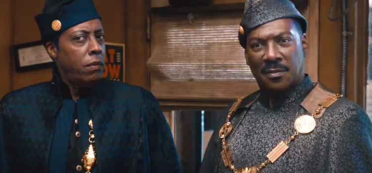 'Coming 2 America' Is A Passable Reunion