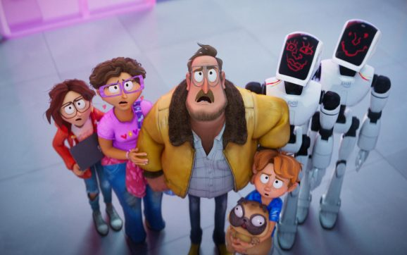 'The Mitchells vs The Machines' Funny, Clever Romp That's Surprisingly Warm-Hearted