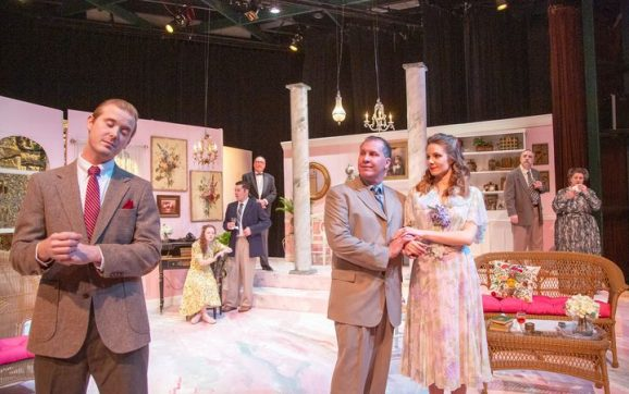 Clayton Community Theatre Wins 7 Arts For Life's Theatre Mask Awards