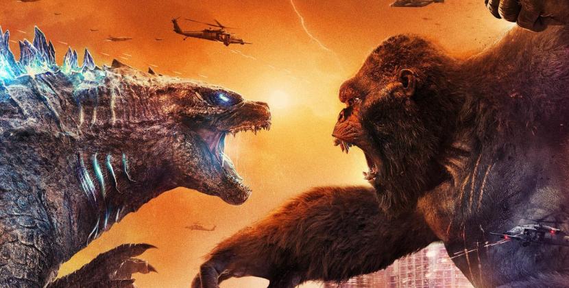 'Godzilla vs. Kong' Delivers Monster Movie Escapism, Thrills