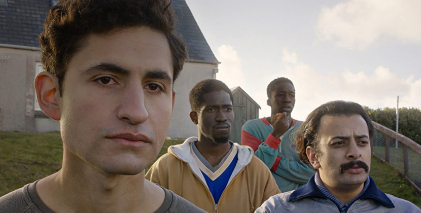 Offbeat Refugee Drama 'Limbo' Tinged with Dry British Humor