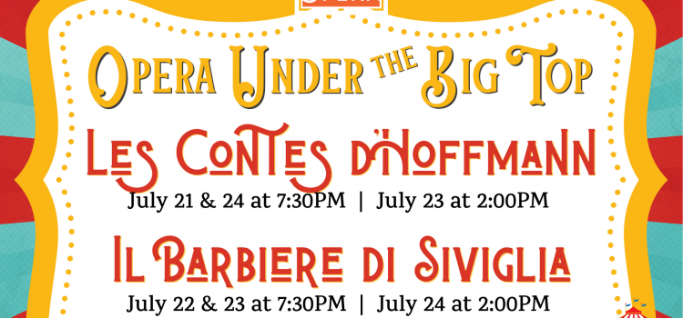 Union Avenue Opera Announces Summer Line-Up and Spring Garden Concert Series